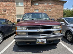 1997 Chevy k1500. Silverado. for Sale in NEW CARROLLTN, MD