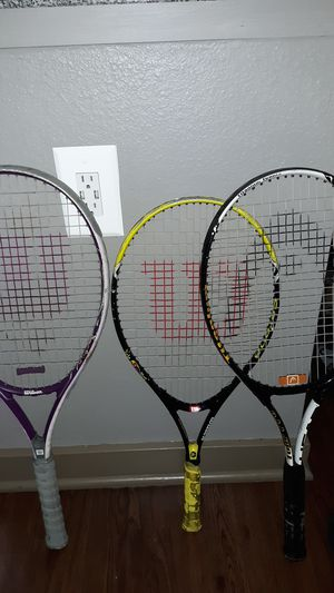 Tennis Rackets for Sale in Fishers, IN