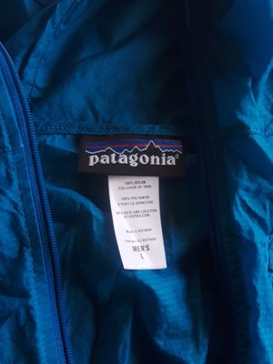 Patagonia Ultra Light Rain Jacket Men's Large L for Sale in Los Angeles, CA