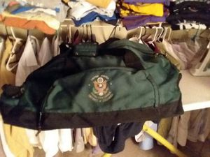 'LL Bean large duffle bag green for Sale in Fort Washington, MD