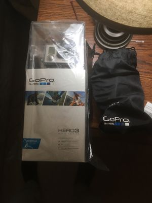 GoPro Hero 3 for Sale in Cleveland, OH