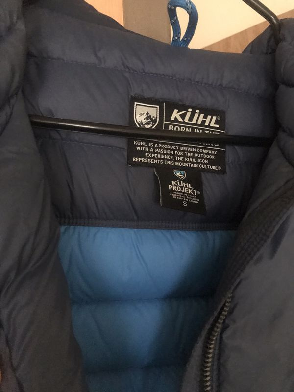 Like new Kuhl down jacket! Size small