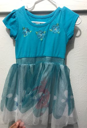 Trolls size 2T dress for Sale in Grand Prairie, TX