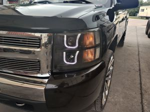 2007-2011 projector headlights with halos for Sale in Hudson, FL