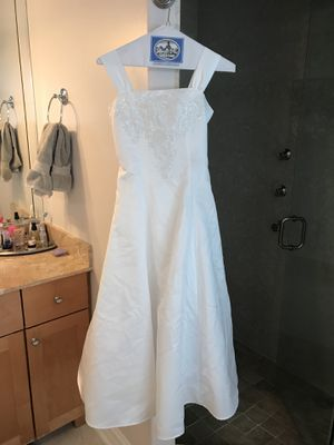 Girls communion or flower girl dress for Sale in Itasca, IL