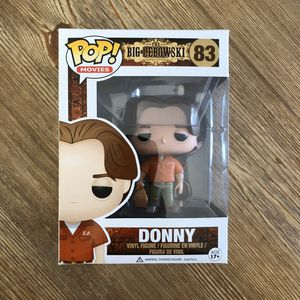 Donny Funko pop from The Big Lebowski for Sale in Santa Maria, CA