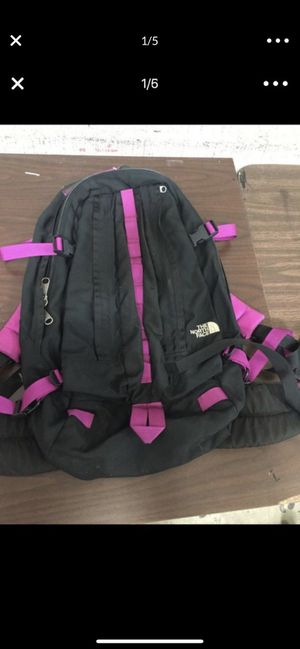 The Northface full size hiking backpack for Sale in Everett, WA
