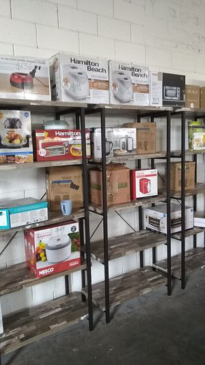 All kitchen appliances 50% off TODAY ONLY!!! for Sale in Dallas, TX