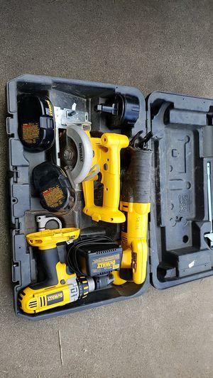 Dewalt 18 volts kit....!!!! for Sale in Richland, WA