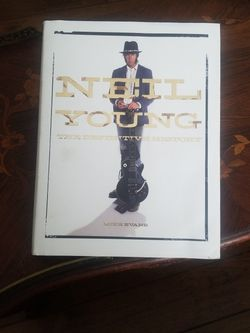 Neil Young book for Sale in Chardon,  OH