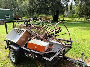Free scrap metal for Sale in Odessa, FL