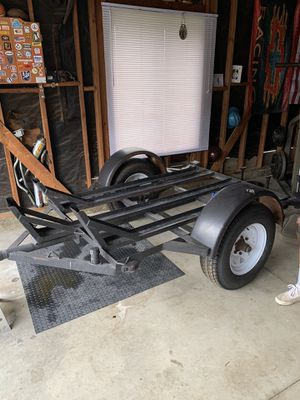 Dirtbike motorcycle trailer for Sale in Upland, CA