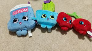 Shopkins stuffies for Sale in Galloway, OH
