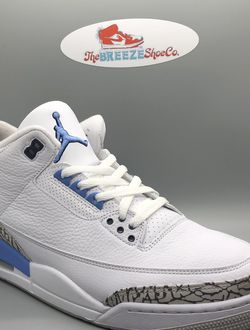 "Air Jordan 3 ""UNC"" Size 9&10 for Sale in Apex,  NC"