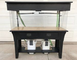 Acrylic 60 Gallon Aquarium System for Sale in Highland, CA