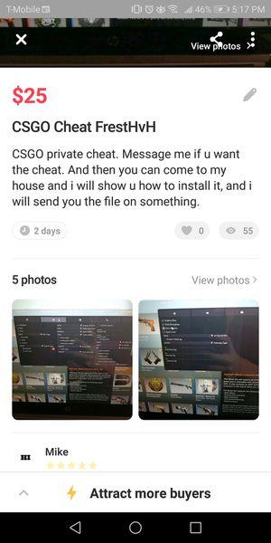 CSGO FrestHvh cheat for Sale in Sylvania, OH