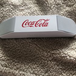 Coca Cola Bluetooth Speaker + Wireless Charger for Sale in Houston,  TX
