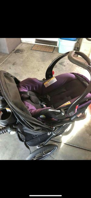 Baby trend stroller and car seat for Sale in Hemet, CA
