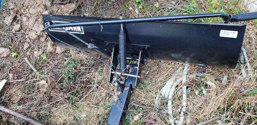Craftman Mower/Tractor Snow Plow for Sale in Dayton,  MD