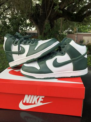 "Nike Dunk High ""Spartan Green"" Size 10 for Sale in Miami, FL"