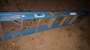 8 ft werner ladder for Sale in Nashville, TN