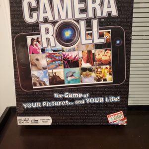 NIB Camera Roll Game $24 for Sale in San Antonio, TX