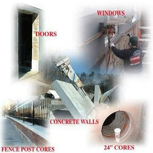 CONCRETE CUTTING and DRILLING for Sale in Los Angeles, CA