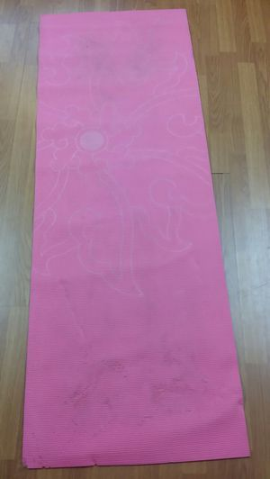 Used Yoga Mat (comes with free carry strap) for Sale in Milton, FL