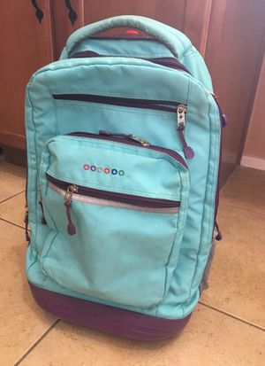 Rolling backpack for Sale in Chino, CA