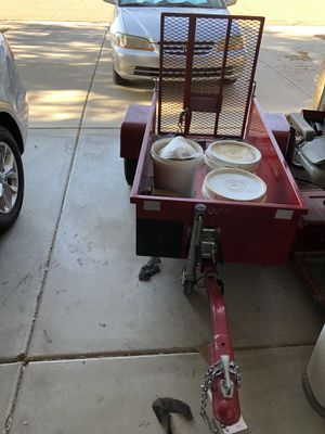 American made Scoota trailer with new tires for Sale in Tempe, AZ