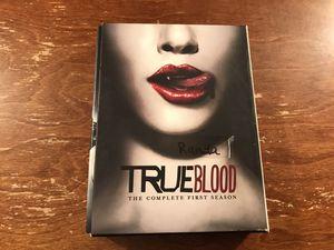 True Blood Season 1 DVD set for Sale in Amarillo, TX