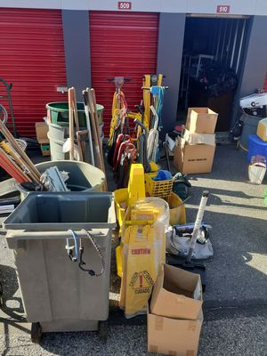 Janitorial EQUIPMENT/ BUSINESS STARTUP for Sale in UPPR CHICHSTR, PA
