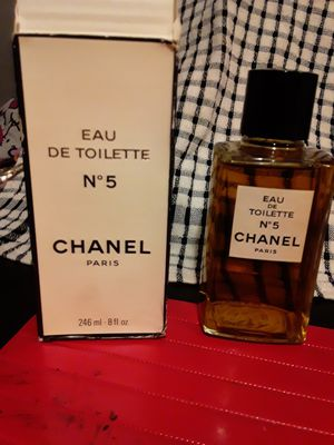 Chanel no5 perfum for Sale in Saint Helens, OR