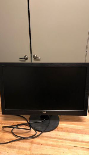 "20"" Computer monitor for Sale in Austin, TX"