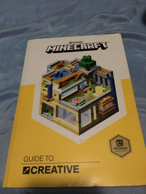 Minecraft book for Sale in Fort Worth, TX