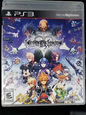 PS3 Kingdom hearts for Sale in Kenmore, WA