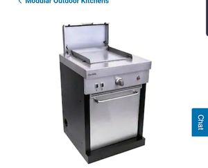 Char-Broil Modular Outdoor Kitchen Medallion Modular Griddle for Sale in Westerville, OH