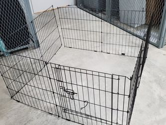 Wire Dog Kennel For Extra Small Dogs/Puppies for Sale in Arlington,  VA
