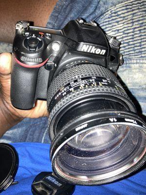 Nikon D7100 DSLR CAMERA Bundle Package for Sale in Worcester, MA