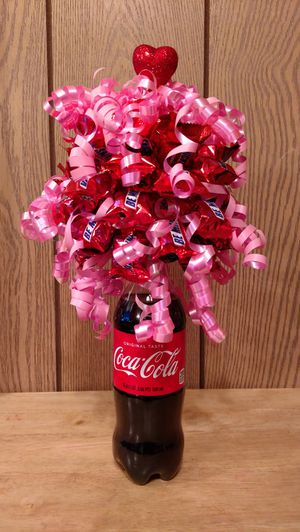 Valentine's Day Candy Bouquet for Sale in Odessa, TX