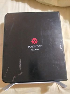 Polycom HDX4000 for Sale in Coral Springs, FL