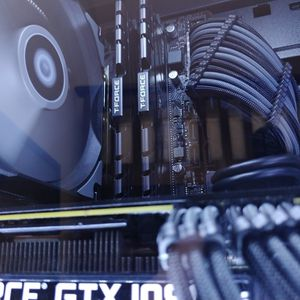 Gaming PC - Project Quicksilver for Sale in Saint Johns, FL