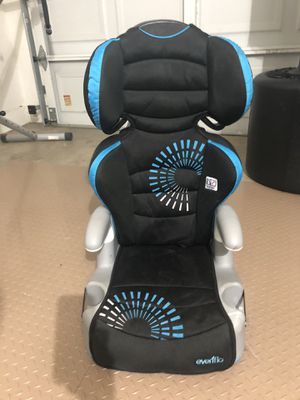 Evenflo booster car seat for Sale in Irvine, CA