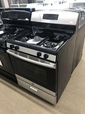 Ge stainless steel Gas Range on sale for Sale in Norcross, GA