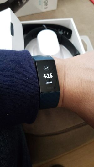 Fitbit® Charge3 fitness tracker! for Sale in Palmdale, CA