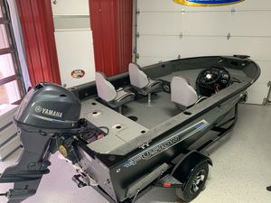 2020 Starweld 20 Fusion 16 SC Starcraft Fishing Boat for Sale in Lyon Charter Township, MI