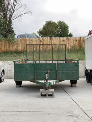 Pace Heavy Duty Utility Trailer (6.5' x '10) — 3500 gvwr for Sale in Denver, CO