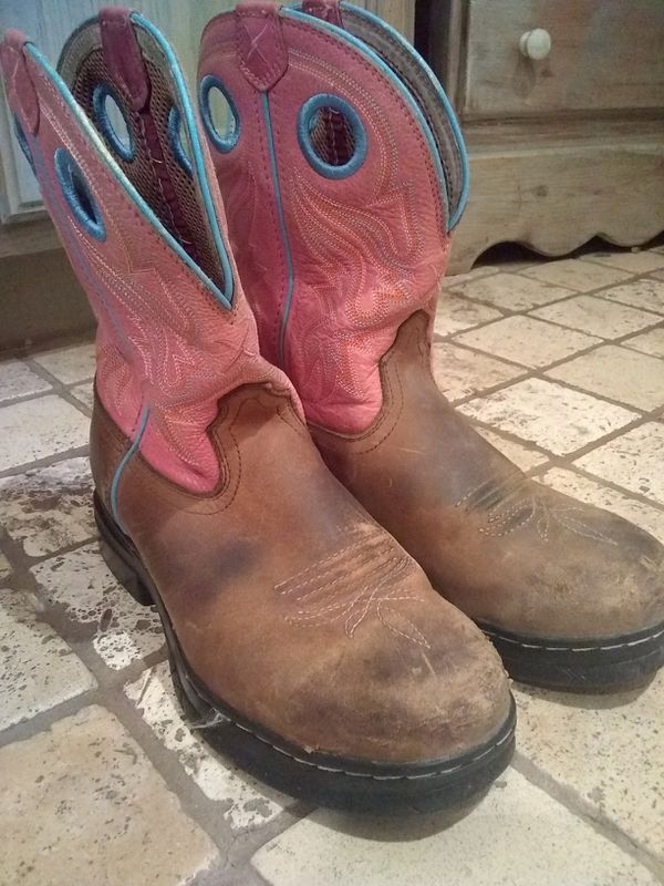 Twisted X Steal Toe women's work boots