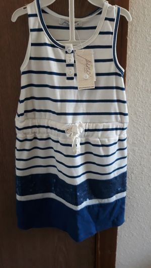 Girls dress, 4 t, NEW for Sale in Tacoma, WA