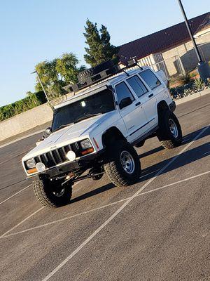 1998 Cherokee xj jeep for Sale in Phoenix, AZ